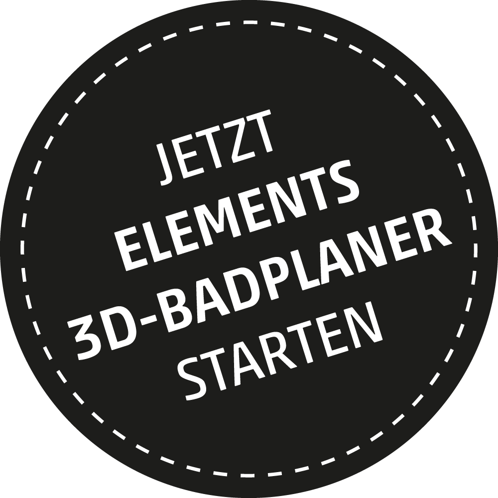ELEMENTS 3D-Badplaner